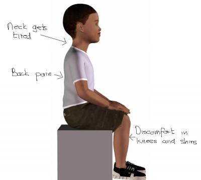 Child discomfort  sitting erect.jpg